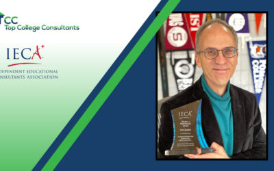 TCC Honored with Award from IECA